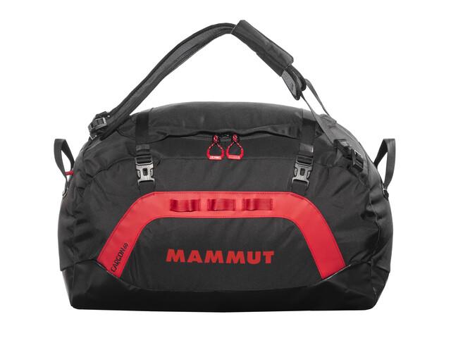 Mammut Cargon - Equipaje - 90l negro